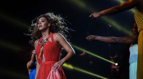 Beyonce Konzert - Berlin 2013